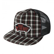 M CLASSIC PATCH TRUCKER VANS