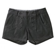 G HIGHER WAIST Black VANS (5 (M))