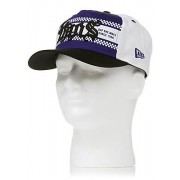 M CHECKER STRIPE NEW ERA SNAPBACK VANS